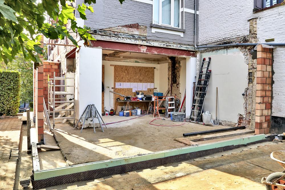 5 erreurs à éviter pour l'extension de maison
