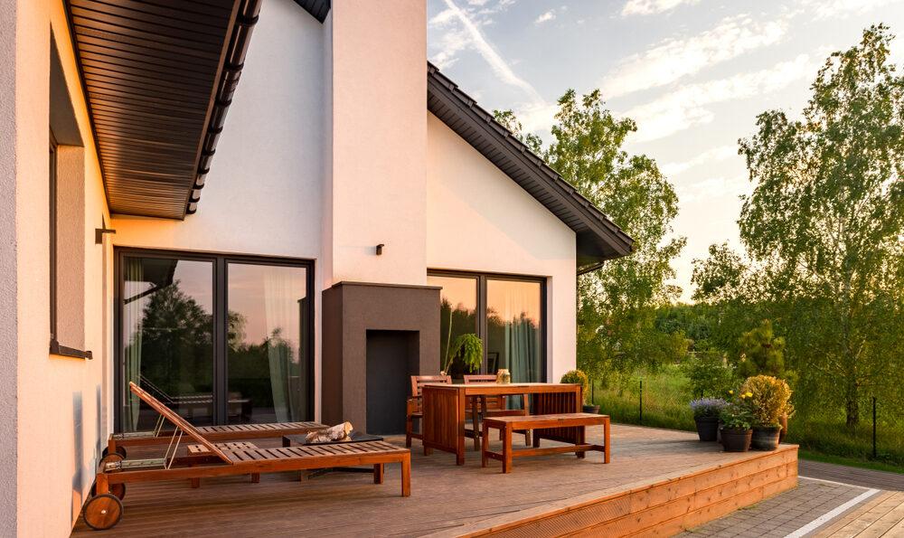 Terrasse extérieure: le choix du bon matériau